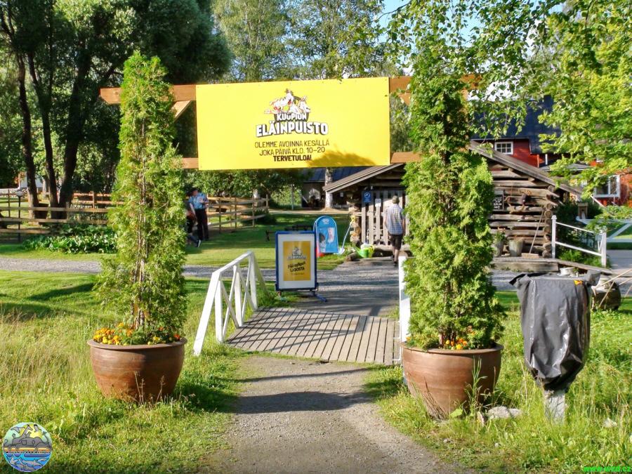 Kuopio Eläinpuisto