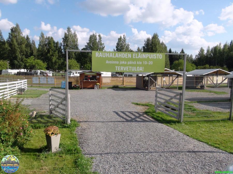 Rauhalahti Eläinpuisto