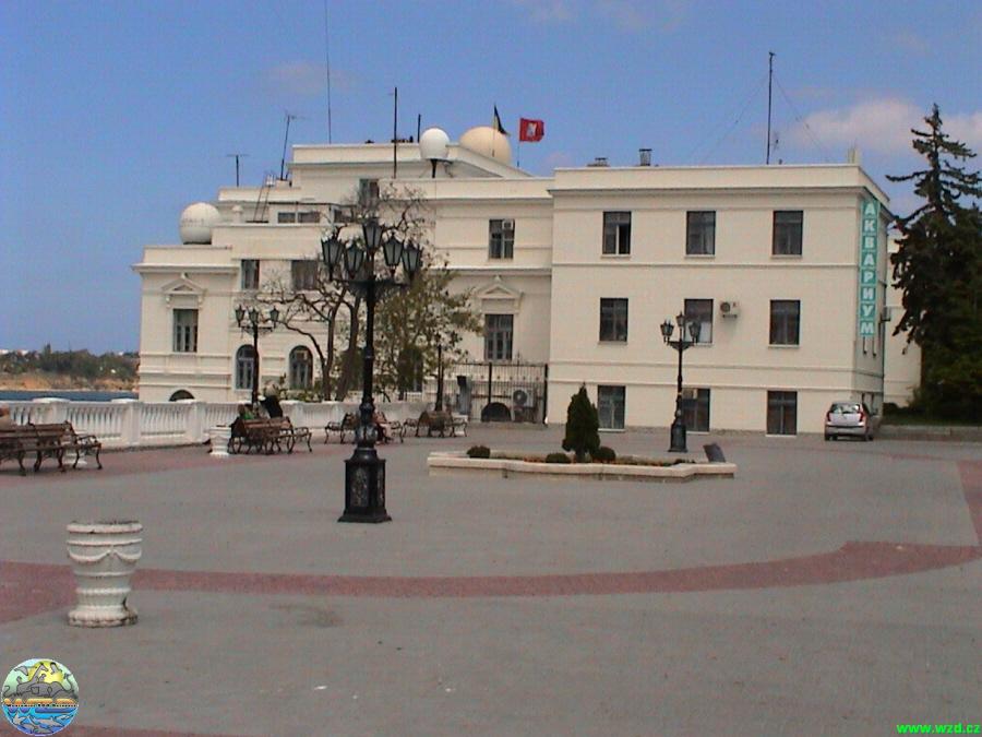 Sevastopol Marine Aquarium Museum
